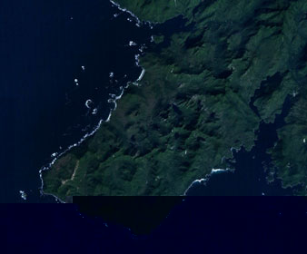 Brooks Peninsula, Cape Cook ('Cape of Storms')