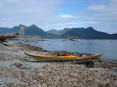 Catala Island, Esperanza Inlet