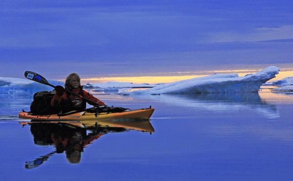 Chronology of Sea Kayak Expeditions - Expeditionkayak com