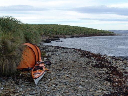 Impenetrable Tussock Island