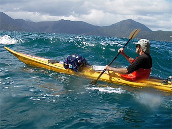 Chronology of Sea Kayak Expeditions - Expeditionkayak com