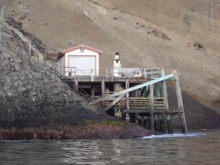 Landing Cove, Santa Barbara Island